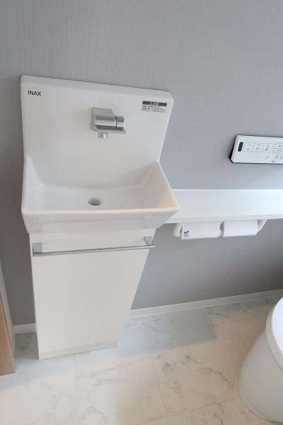 1階トイレ手洗い